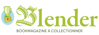 Blender Bookmagazine