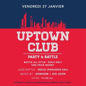 Uptown club